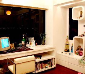 宜家风格书房装修设计图欣赏