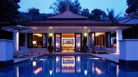 现代风格时尚泳池设计装潢