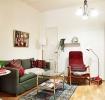田园风格米色客厅设计装潢