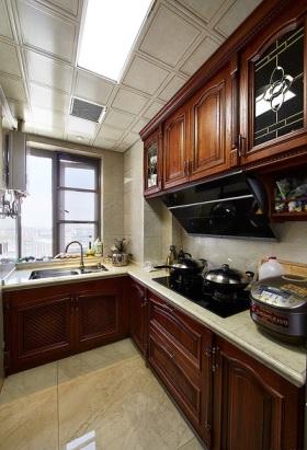 欧式风格厨房设计装修
