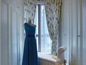 2016田园休闲窗帘装修案例