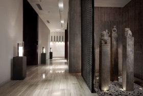 中式风格隔断装潢设计