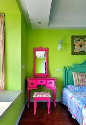 多彩现代风格卧室效果图赏析