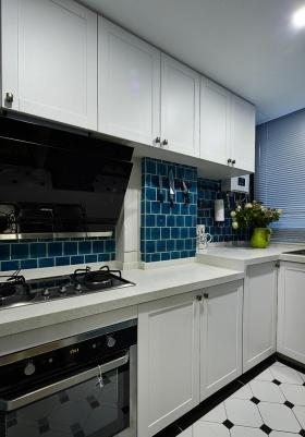 新古典风格厨房装修设计图