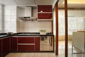 现代风格大气实用2016厨房设计