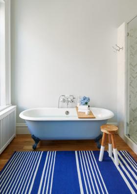 地中海风格清爽卫生间设计装潢