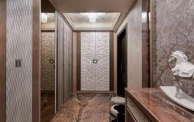 美式风格质感灰色玄关装修