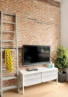 现代时尚背景墙设计赏析
