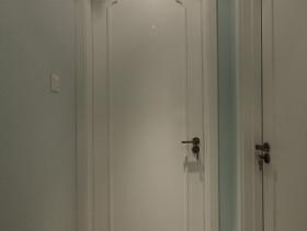 米色质感简欧风玄关装修案例