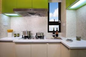 2016现代简约风格厨房装修案例
