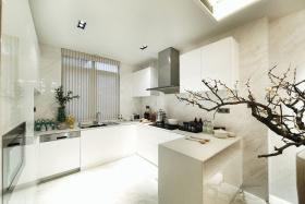 简洁新古典厨房效果图欣赏