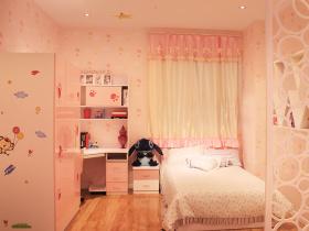 温馨简约风格卧室衣柜效果图设计