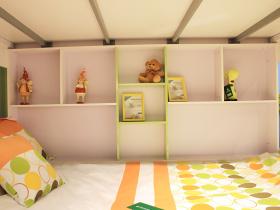 2016简约风格儿童房装修设计