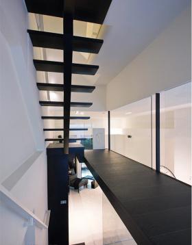 时尚现代风格楼梯图片欣赏