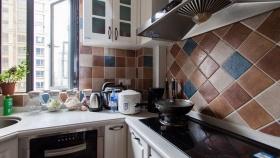 东南亚风格厨房装修设计