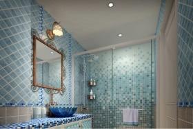欧式风格卫生间设计图片
