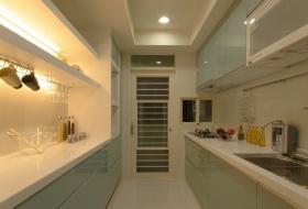 2016简约厨房橱柜装修设计