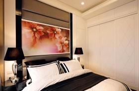 欧式风格卧室衣柜装修布置
