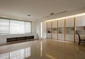 简洁现代风格收纳柜设计赏析