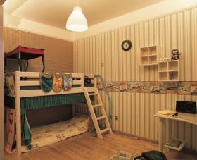 地中海风格雅致米色儿童房装修效果图片