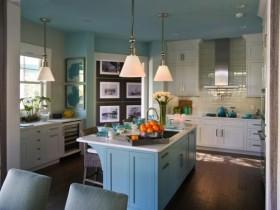 地中海风格厨房装潢案例