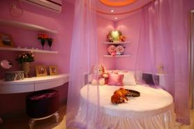 欧式风格儿童房装饰设计图片