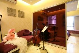 精致时尚优雅欧式风格琴房装修美图