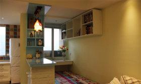 黄色地中海卧室装修图片