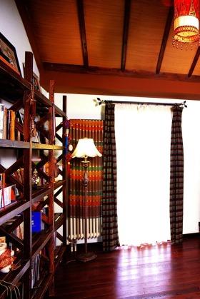 东南亚风格收纳展示柜装修美图赏析