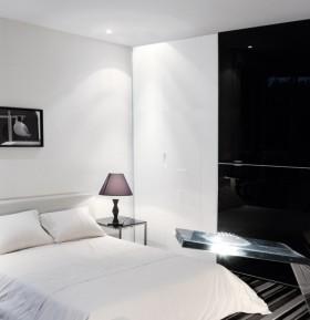 白色优雅简约风格卧室衣柜美图赏析