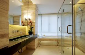 2016欧式黄色清爽卫生间装修设计