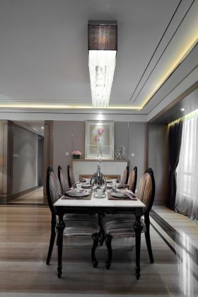 中式风格餐厅吊顶图片赏析