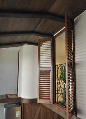 休闲时尚地中海窗户设计欣赏
