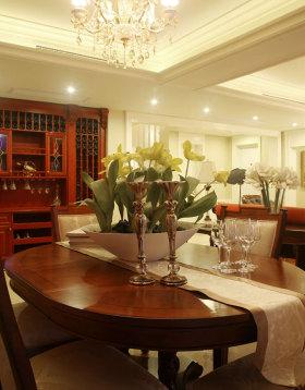 美式餐厅精致装饰品设计美图赏析