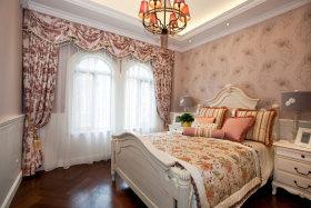 田园风格卧室吊顶设计