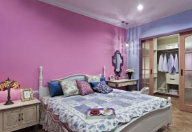 欧式风格卧室衣柜装修图