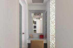 简约风格灰色衣柜效果图设计