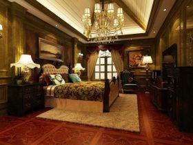 华丽精致欧式卧室装潢