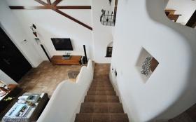 清新白色地中海风格楼梯效果图欣赏