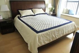 简约地中海风格卧室效果图设计