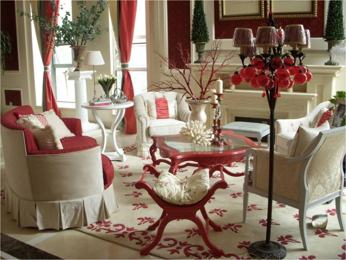 时尚温馨浪漫欧式风格客厅装修布置