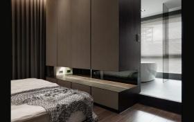 欧式风格卧室衣柜设计赏析