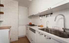 地中海风格厨房装修效果图片