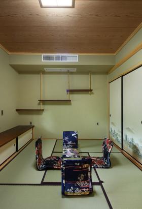 简约日式和室榻榻美图欣赏
