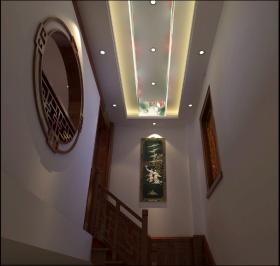 新古典风格吊顶装修案例