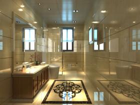 2016欧式风格卫生间设计欣赏
