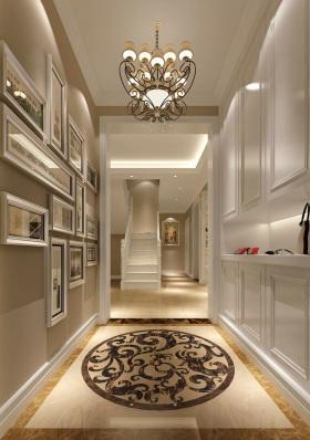 华美轻奢欧式风格鞋柜装饰设计图片