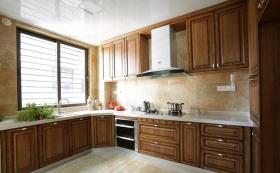 2016新古典厨房装修效果图