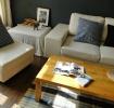 田园风素雅米色客厅装饰案例
