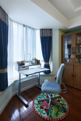 2016现代新古典书房效果图设计